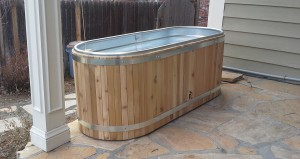 Farm Tub Patio