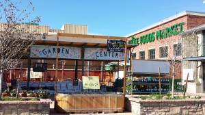 3x2x8 Farm Tub in Cedar at Whole Foods Boulder