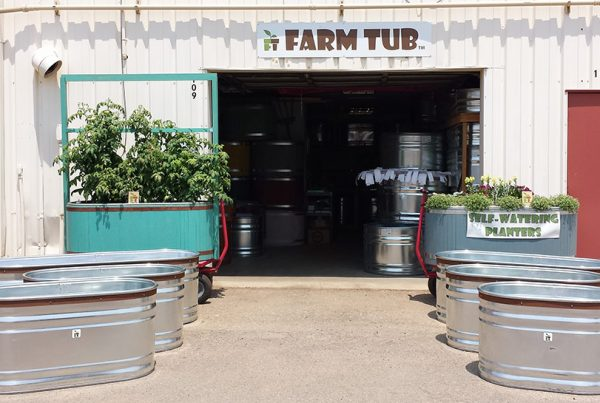 Shop rusted banding Farm Tubs